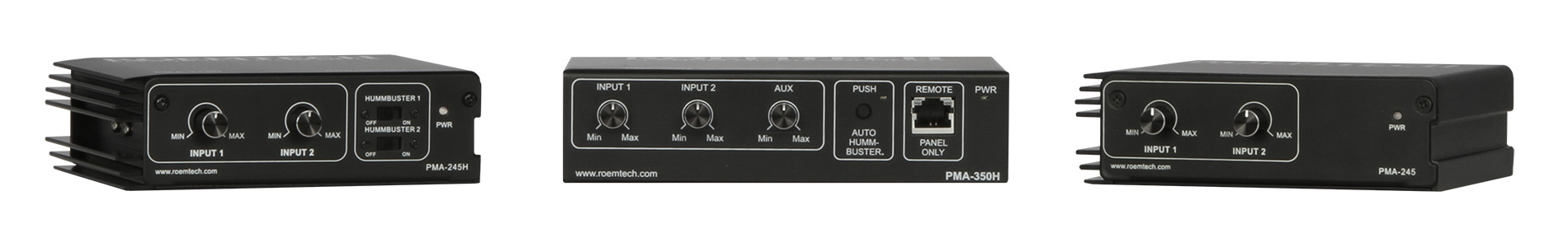 Clasroom Audio Systems - Plenum Rated Amplifiers